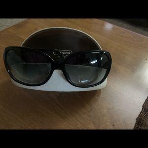 Coach Accessories - Coach sun glasses